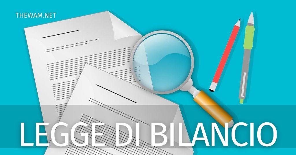 Le novità in materia di lavoro previste dal D.D.L. di Bilancio 2021 14/12/2020